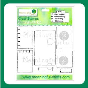 Clear Stamps Frameworks