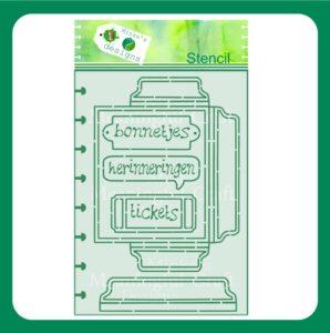 Stancil File Folder